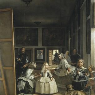 (Velazquez) Las Meninas, 1656. Museo Nacional del Prado
